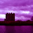 Threave Castle in Scotland by celticfae01