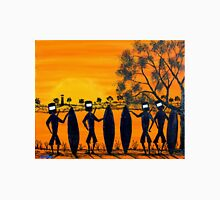 """""""Ned Kelly Gang Off For A Surf"""" Australia; SOLD Unisex T-Shirt"""