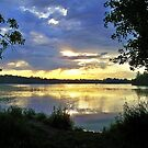 Fathers Day Sunrise by Diane Trummer Sullivan