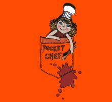 Pocket Chef Kids Tee