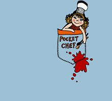 Pocket Chef Womens Fitted T-Shirt