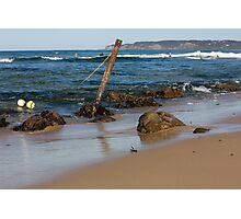 Rocky Shoreline - Australia Photographic Print