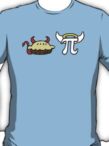 Devil Pie and Angel Pi T-Shirt