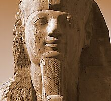 Ramesses II by Clive Temple