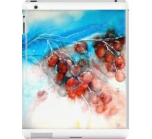 Cherries...Frozen iPad Case/Skin