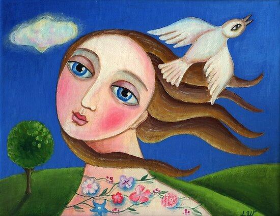 Free as a Bird  by Lana Wynne