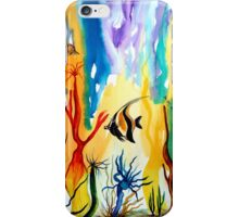 Colours of the Sea iPhone Case/Skin