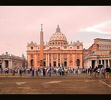 Was there a female Pope? -Vatican City by Ferdinand Lucino