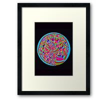 Magical Trance Framed Print