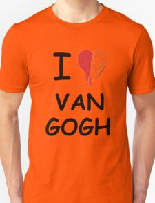 I love Van Gogh T-Shirt