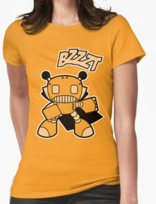 Bzzzzt!! Womens Fitted T-Shirt