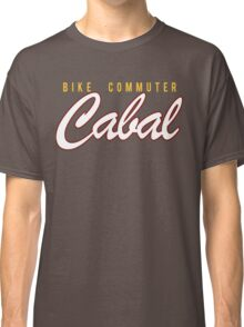 Cabal Retro Script Classic T-Shirt