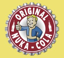 Original Nuka Cola Kids Clothes