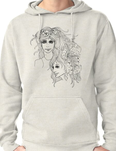 Lady Lily Tee T-Shirt