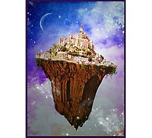 Heavenly Land Photographic Print