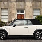 BMW Mini One Sidewalk soft top cabriolet by RedSteve