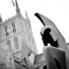 southwark cathedral by Kim Jackman