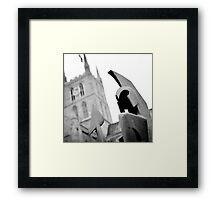 southwark cathedral Framed Print