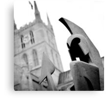 southwark cathedral Canvas Print