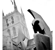 southwark cathedral Photographic Print