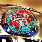Triumph Emblem by Mick Smith