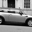BMW Mini One car by RedSteve