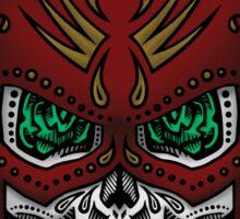 Sugar Skull Series - The Flash Sticker