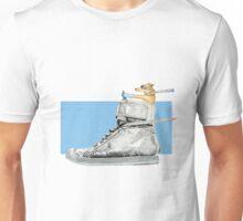 Dog Driving A Shoe Unisex T-Shirt