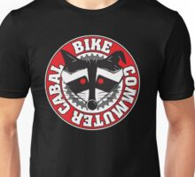 Bike Commuter Cabal Unisex T-Shirt