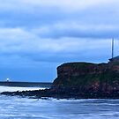 Tynemouth Priory - Early Morning by VictoriaM