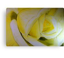 "Nature. Flower. Rose ""Summer PLEASURE"" Fine art. Oil painting. Canvas Print"