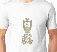 Owl T Shirt Unisex T-Shirt