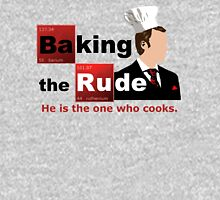 Baking the Rude - version 3 Unisex T-Shirt
