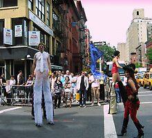 A Parade by Patricia127