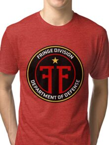 FRINGE Division Department of Defense Tri-blend T-Shirt