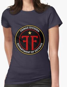 FRINGE Division Department of Defense Womens Fitted T-Shirt