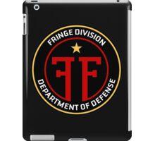 FRINGE Division Department of Defense iPad Case/Skin