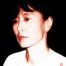 Aung San Suu Kyi by 73553