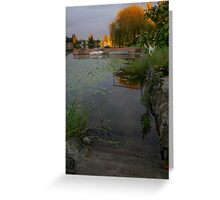 blessings of love Greeting Card