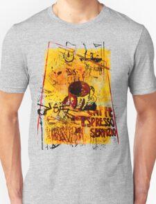 Cafe Servicio Unisex T-Shirt
