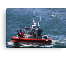 US Coastguard Canvas Print