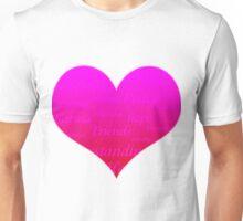 Heart of Hope Unisex T-Shirt