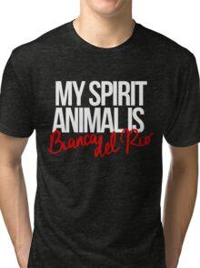 Spirit Animal - Bianca del Rio Tri-blend T-Shirt