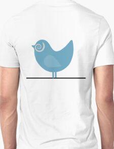 Bird on a Wire T Shirt T-Shirt