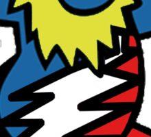Lightning Bear Sticker