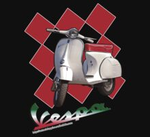 Vespa by Antonio  Luppino