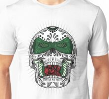 Sugar Skull Series - Green Lantern Unisex T-Shirt