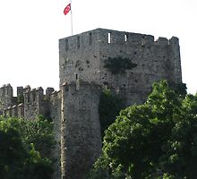 Anadoluhisarı (Anatolian Castle)-TURKEY by rasim1