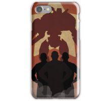 Propaganda Jaeger 3/5 iPhone Case/Skin