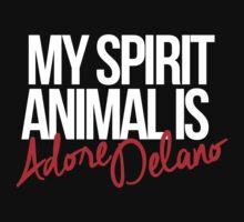 Spirit Animal - Adore Delano by pedrostudart